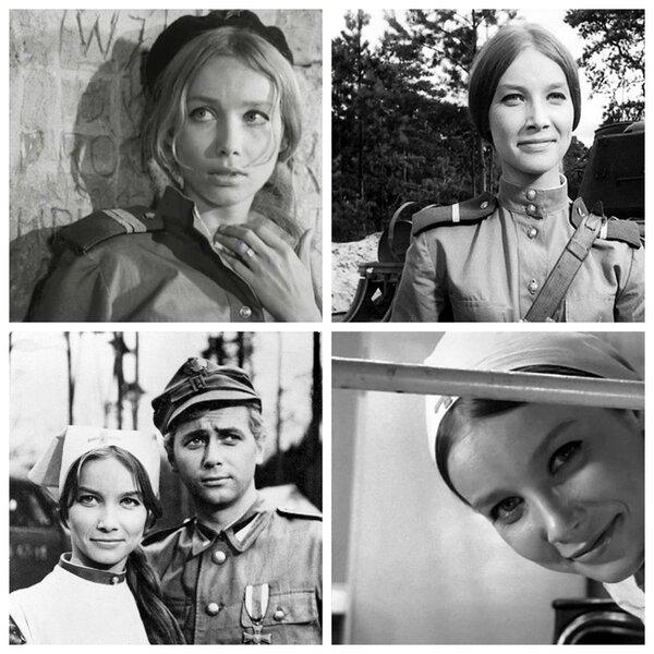 Польские кинодивы на советских экранах. Пола Ракса. великая отечественная война
