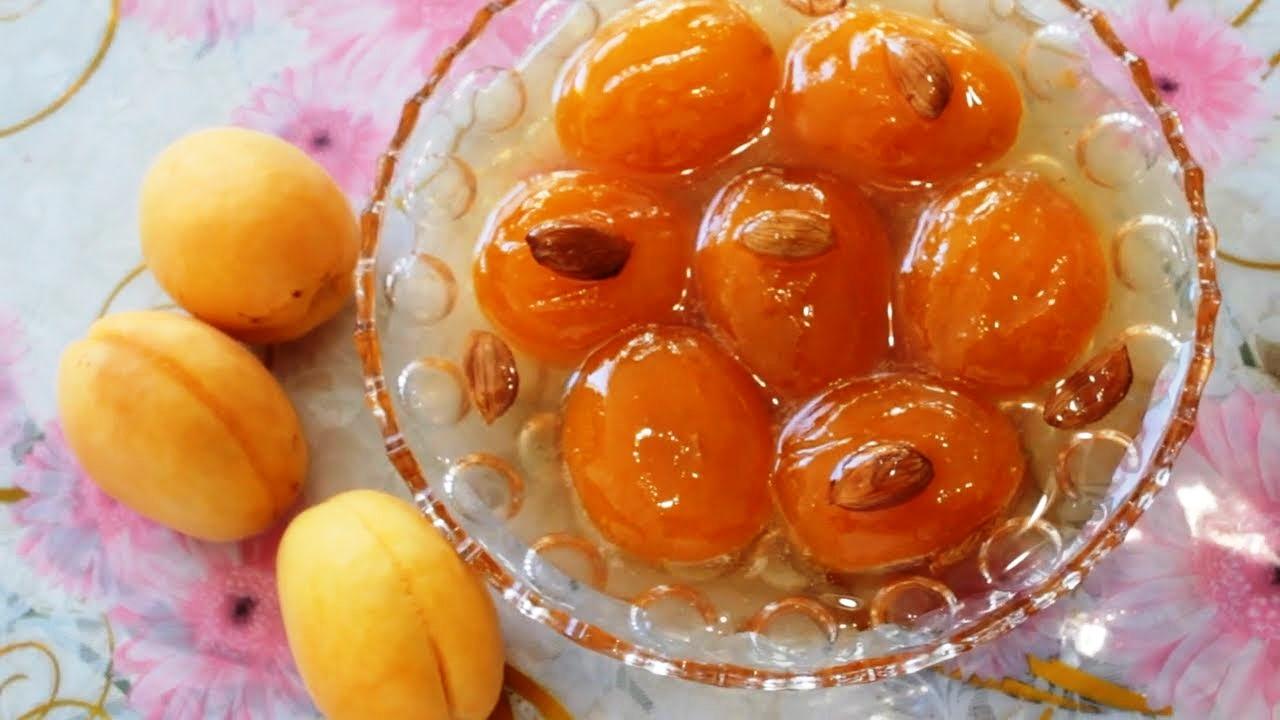 Рецепт моей мамы: абрикосовое варенье с изумительным ароматом