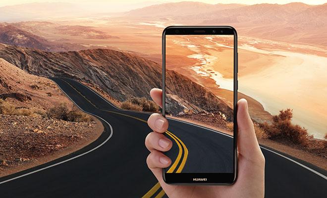 Huawei nova 2i: смартфон без рамок, но с двумя двойными камерами