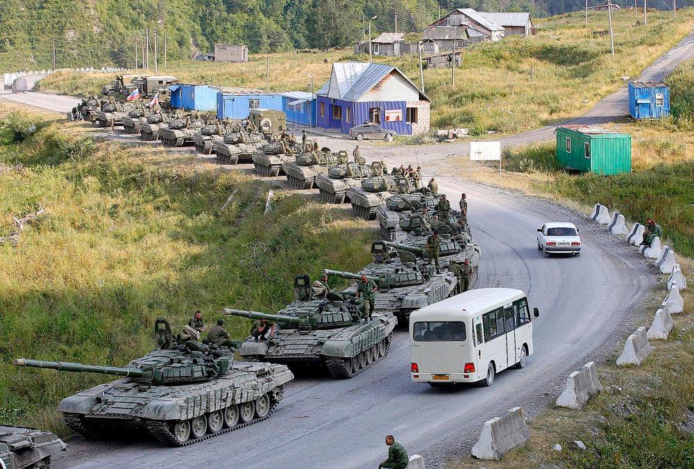 В случае наступления России на юге Украины у Киева останется лишь два выхода