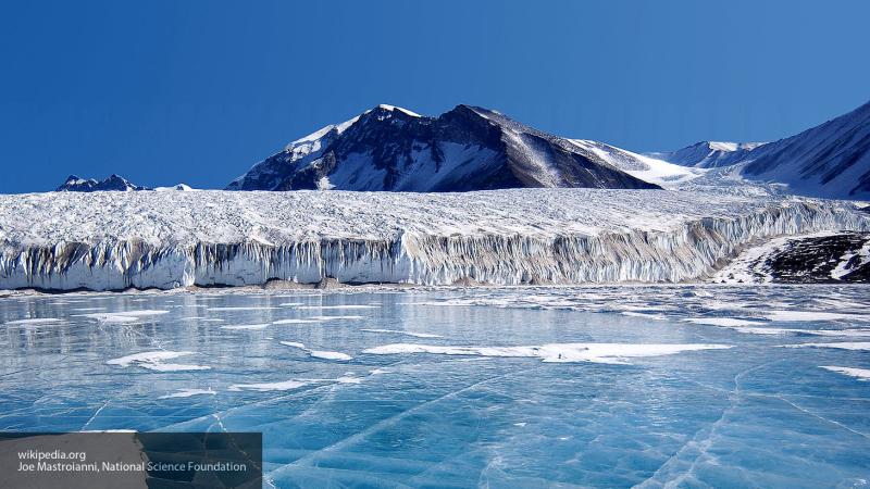 Площадь антарктического ледяного панциря достигла исторического минимума