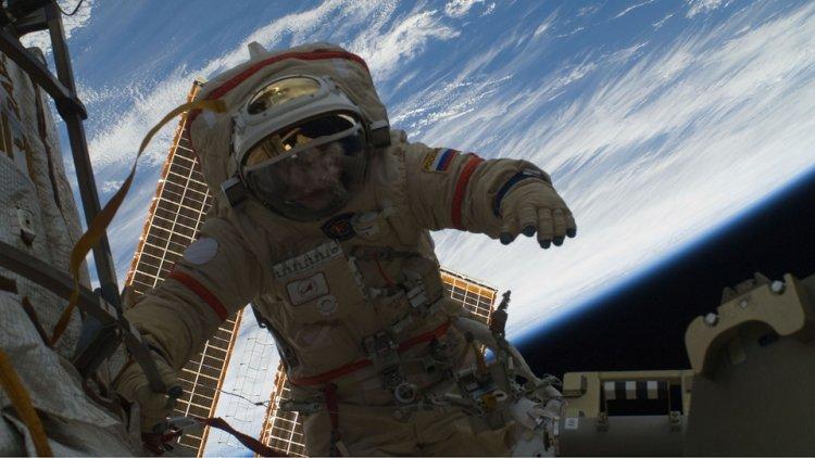 Космонавт рассказал, что чув…
