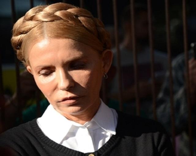 СМИ: Тимошенко пыталась попа…