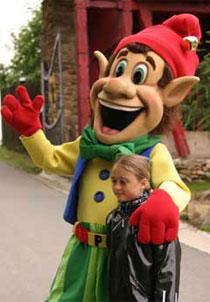 Из Карловых Вар в парки развлечений в Германии с детьми