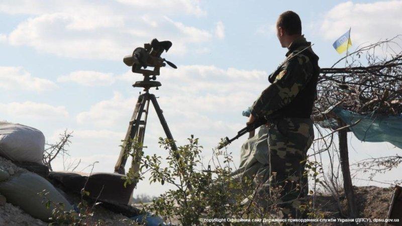 Госпогранслужба Украины готова ввести биометрический визовый режим с Россией