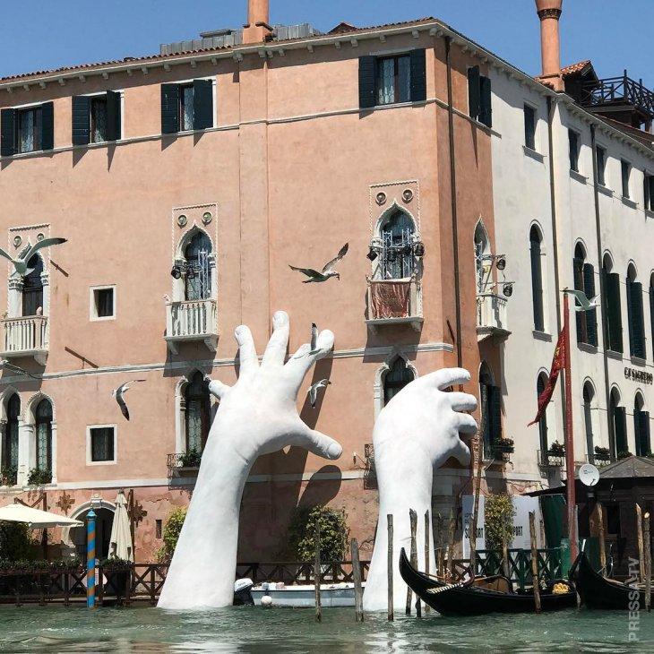 Самые удивительные скульптуры в мире