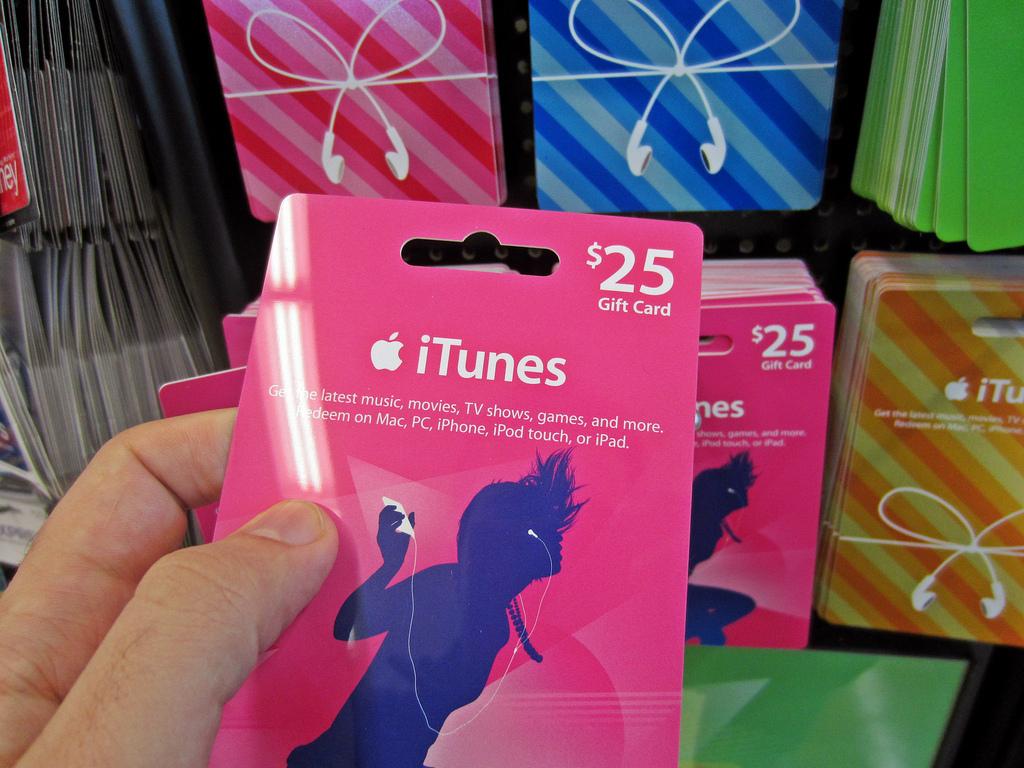 Купить карты itunes и другую цифровую продукцию в надежном магазине – prostoacc.com