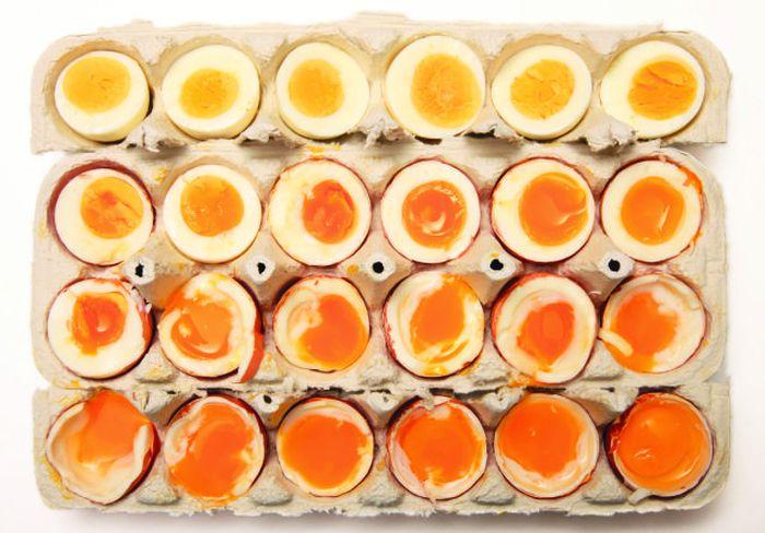 Варим яйца по науке: идеальная формула от шеф-повара женские хобби