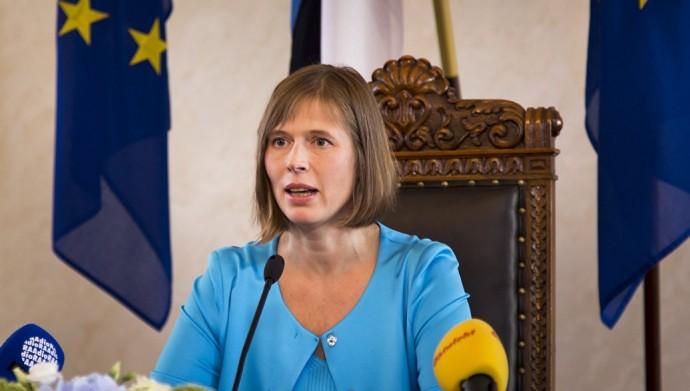 Россия, введи: президент Эстонии разочарована