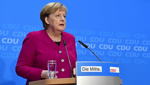 Пенсия пришла: Меркель не будет выдвигаться на пост канцлера в 2021 году