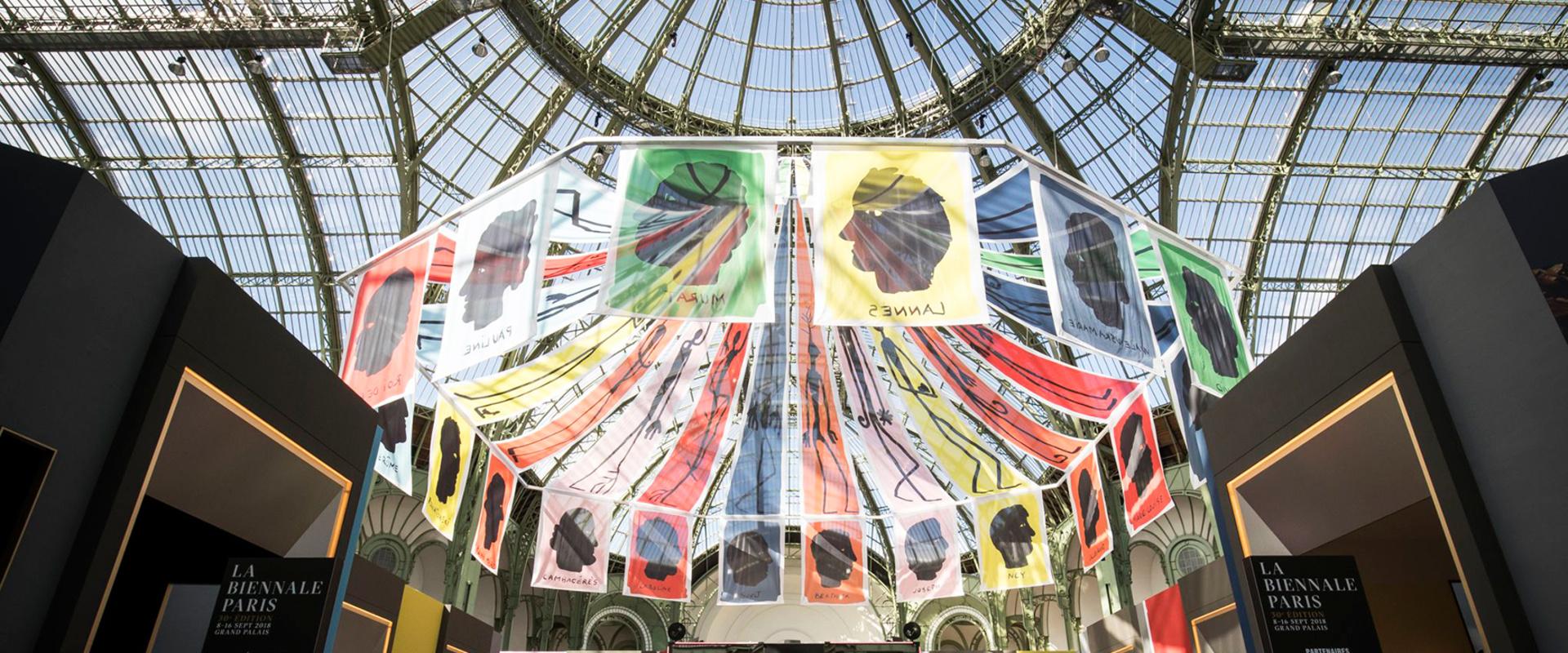 Что советуют покупать в Париже на ярмарке La Biennale Paris