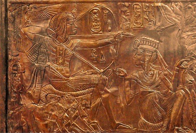 Секс в древнем Египте. Свяще…