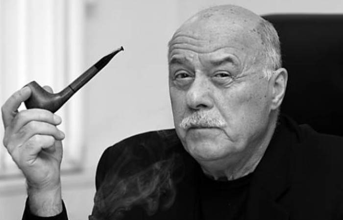 Прощание со Станиславом Говорухиным.