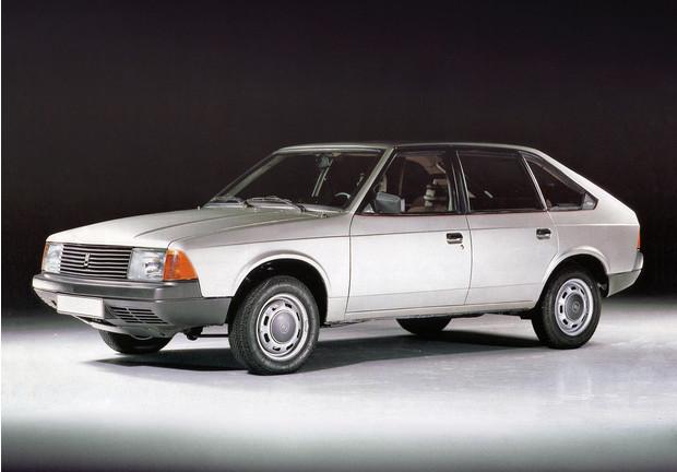 Пять советских автомобилей, которые могли выглядеть иначе автомобиль,Россия