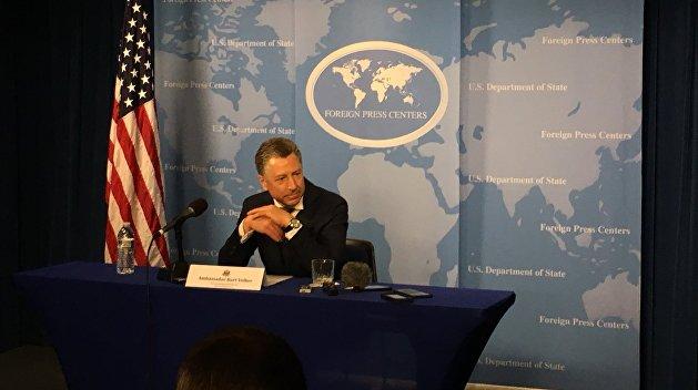 Волкер в змеиной коже: Как представитель госдепа США срывает минский процесс