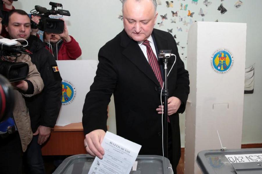 Молдавия. Может, наши, пророссийские, и победят
