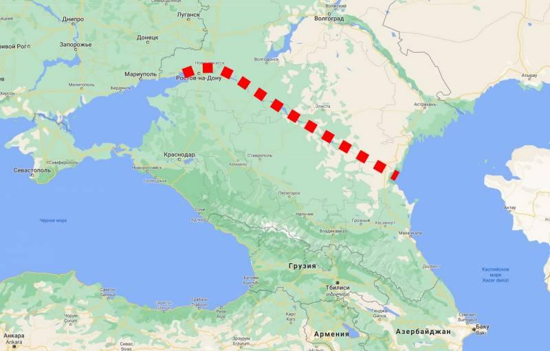 Канал «Евразия»: России нужно соединить Каспий с Азовским морем