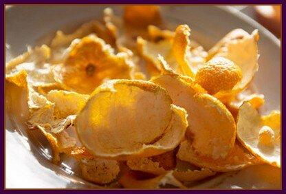 Почему нельзя выбрасывать мандариновые корки (советы опытных огородников)