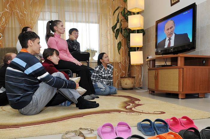 Зачем Владимир Путин выступи…