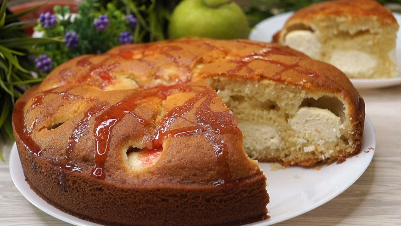 Вкуснейшие пироги, булочки, ватрушки, вафли и многое другое и всё это — выпечка.