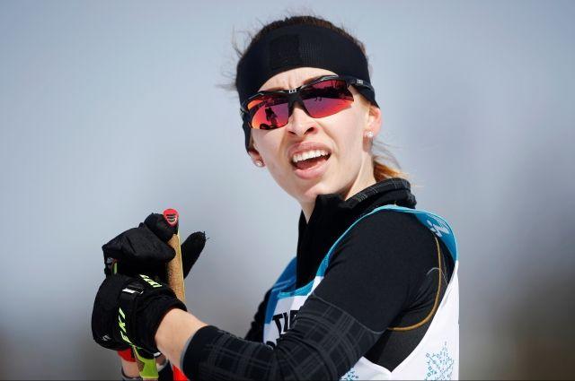 Российская биатлонистка Лысова завоевала золото на Паралимпиаде-2018