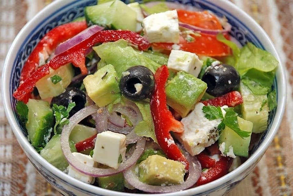 ТОП-6 вкусных и полезных салатов