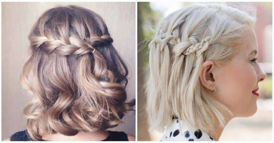 Как собрать короткие волосы красиво и быстро: советы