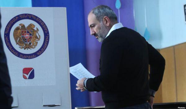 Азербайджанский взгляд наармянские выборы— интервью