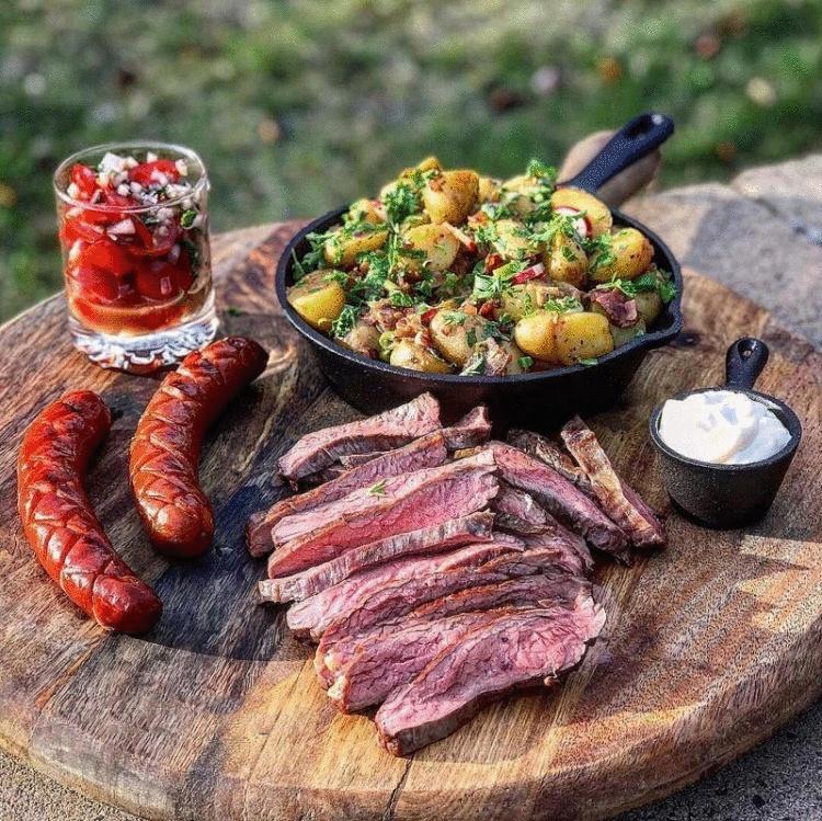правильно мужская любимая еда фото части ограды