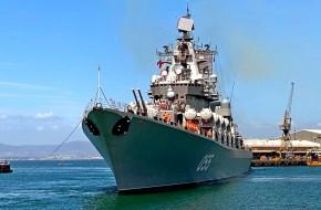 крейсер ушаков флот вмф