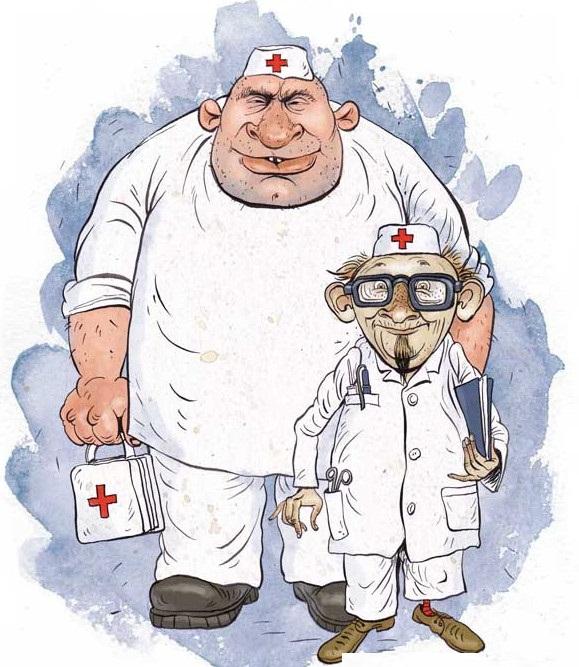 Открытки прикольные про врачей, анимашки