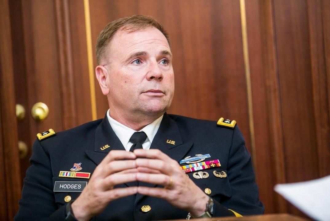 Американский генерал: в фальсификациях на украинских выборах будет виновата Россию