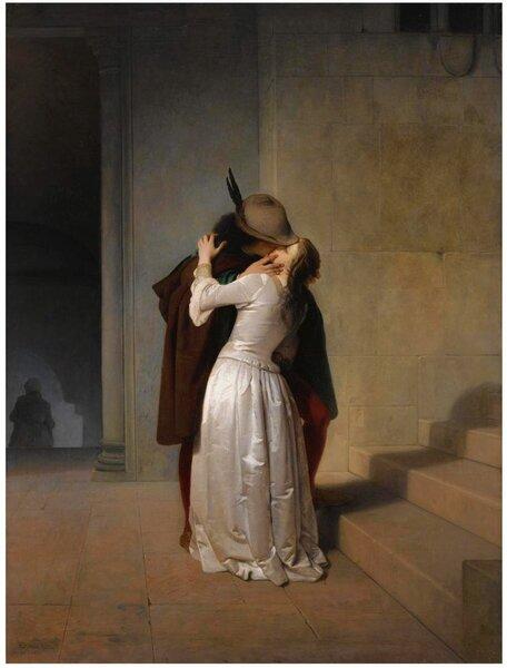 Самый нескромный художник Италии 19 века