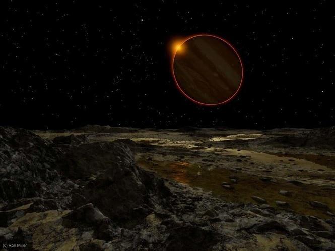 Вот как выглядит Солнце с каждой из планет Солнечной системы интересное