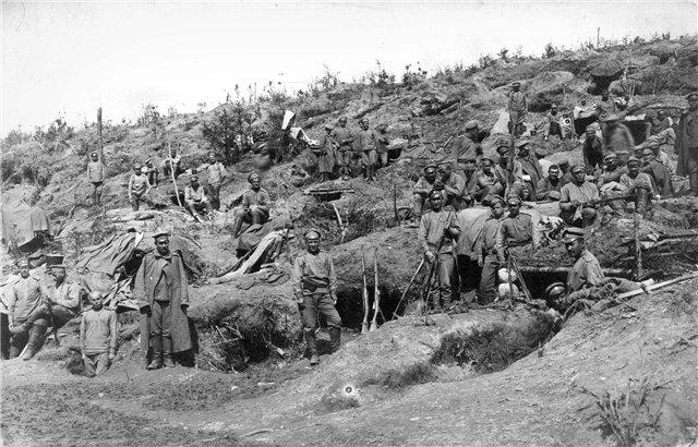 Оболганная война, еще раз к 100-летию окончания Первой мировой.