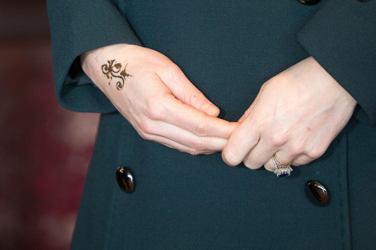 Две татуировки знаменитостей…