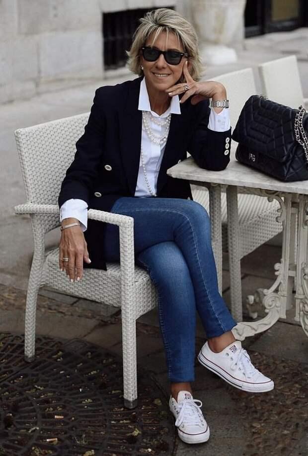 Учимся стильно носить рубашку с джинсами внешность,гардероб,красота,мода,мода и красота,модные образы,модные сеты,модные советы,модные тенденции,одежда и аксессуары,стиль,стиль жизни,уличная мода