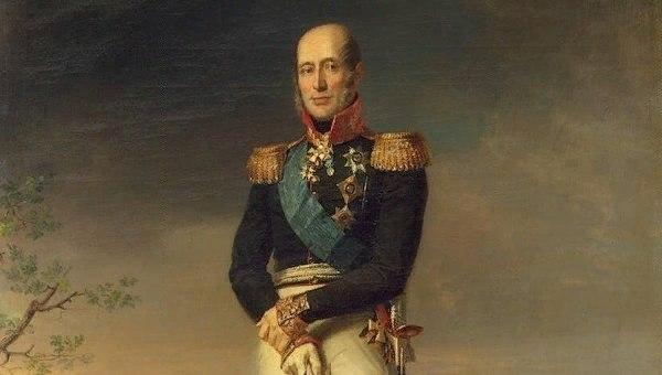 Выдающийся российский полководец