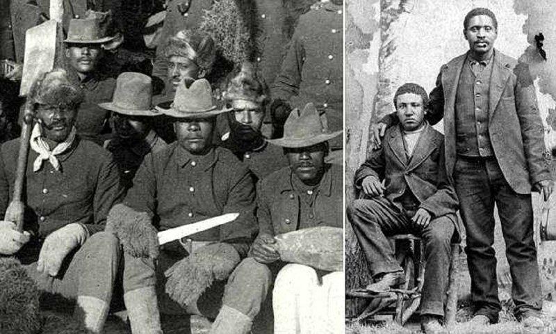 Черные пионеры: афроамериканцы - покорители Дикого Запада