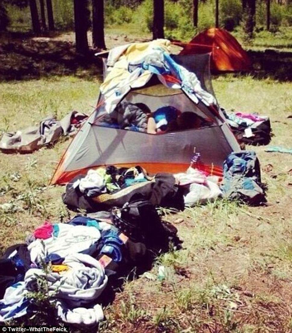 Однажды я в поход собрался… Эпичные ошибки любителей отдыхать на природе отдых,самостоятельные путешествия,турист