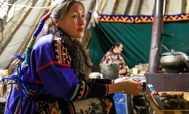 Жизнь женщин в тундре зимой: как живут жены чукчей и других северных народов Культура