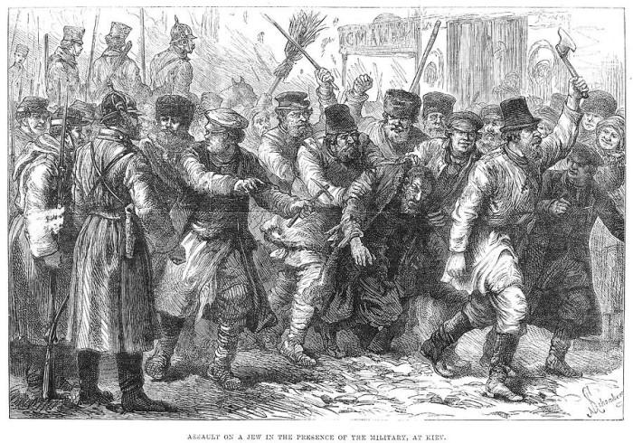 Отношение к иноверцам в Российской империи