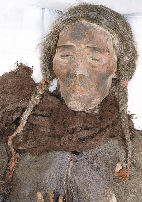 На Дальнем Востоке кочевые европеоиды жили тысячи лет назад.