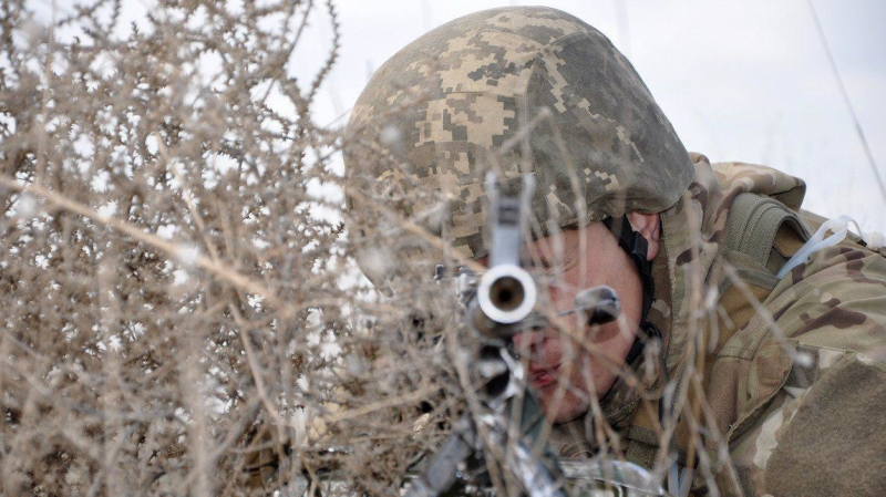 Снайперы ВСУ обстреляли приг…