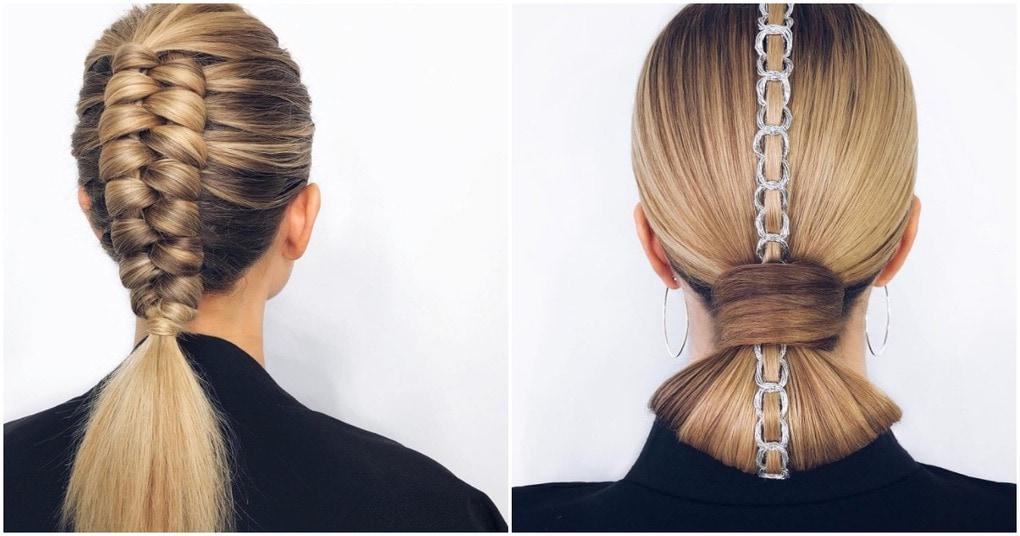 Идеальные и стильные прически от ведущего мастера по волосам