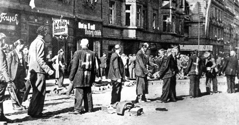 Страны, решившие избавиться от немцев после поражения Германии