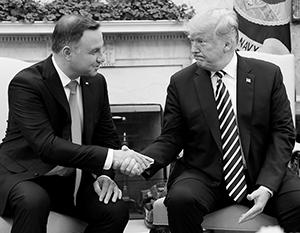 США переподчиняют свой «балтийский хаб» Польше