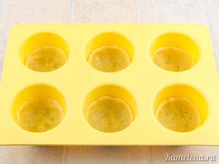Тарталетки с лимонным кремом — 10 шаг