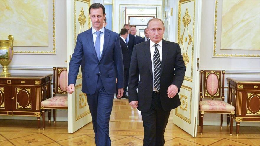 Сирия потребовала от США выв…