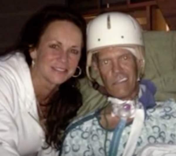 Когда врачи посоветовали ей отключить мужа от аппарата жизнеобеспечения, она приняла совсем другое решение